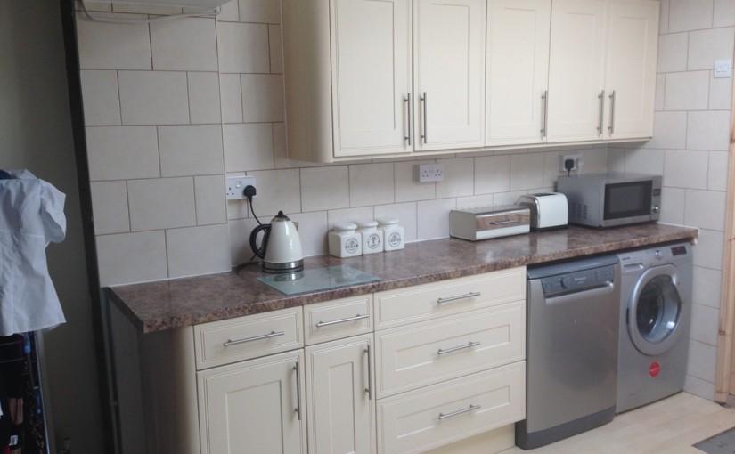 Bespoke kitchen installation Hanham