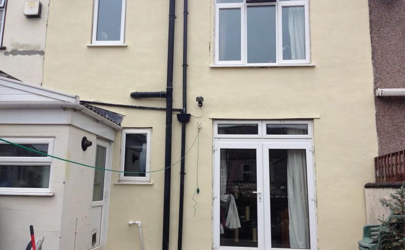 Damp Bristol home rerendered