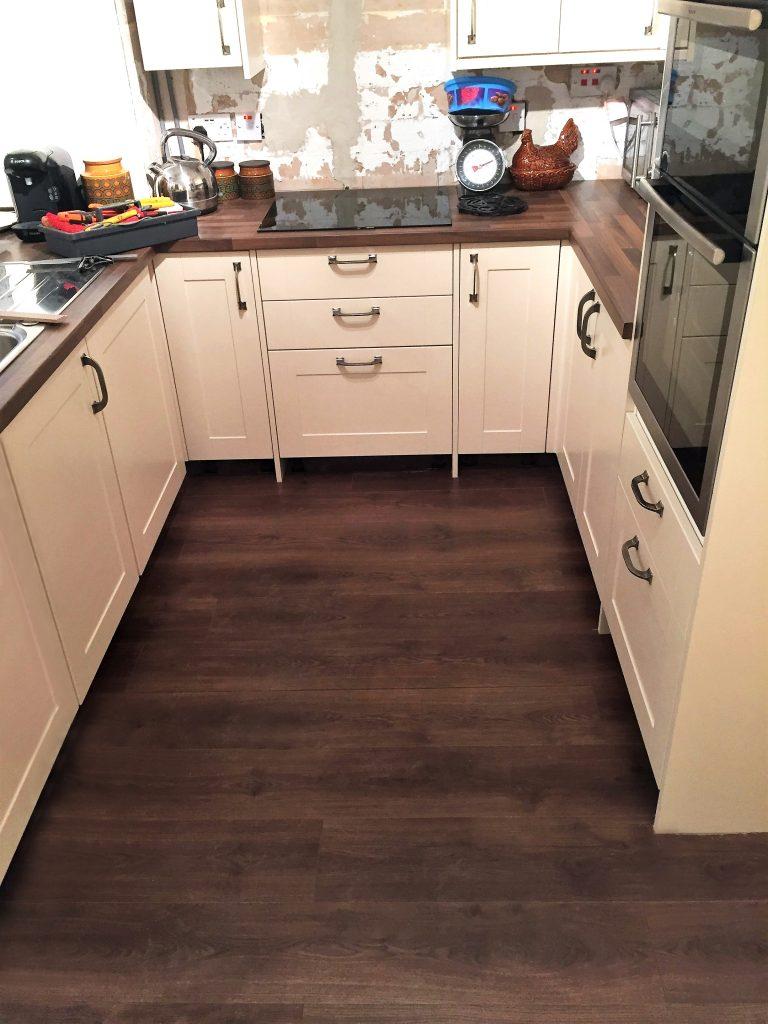 Kitchen Extension Kingswood Bristol